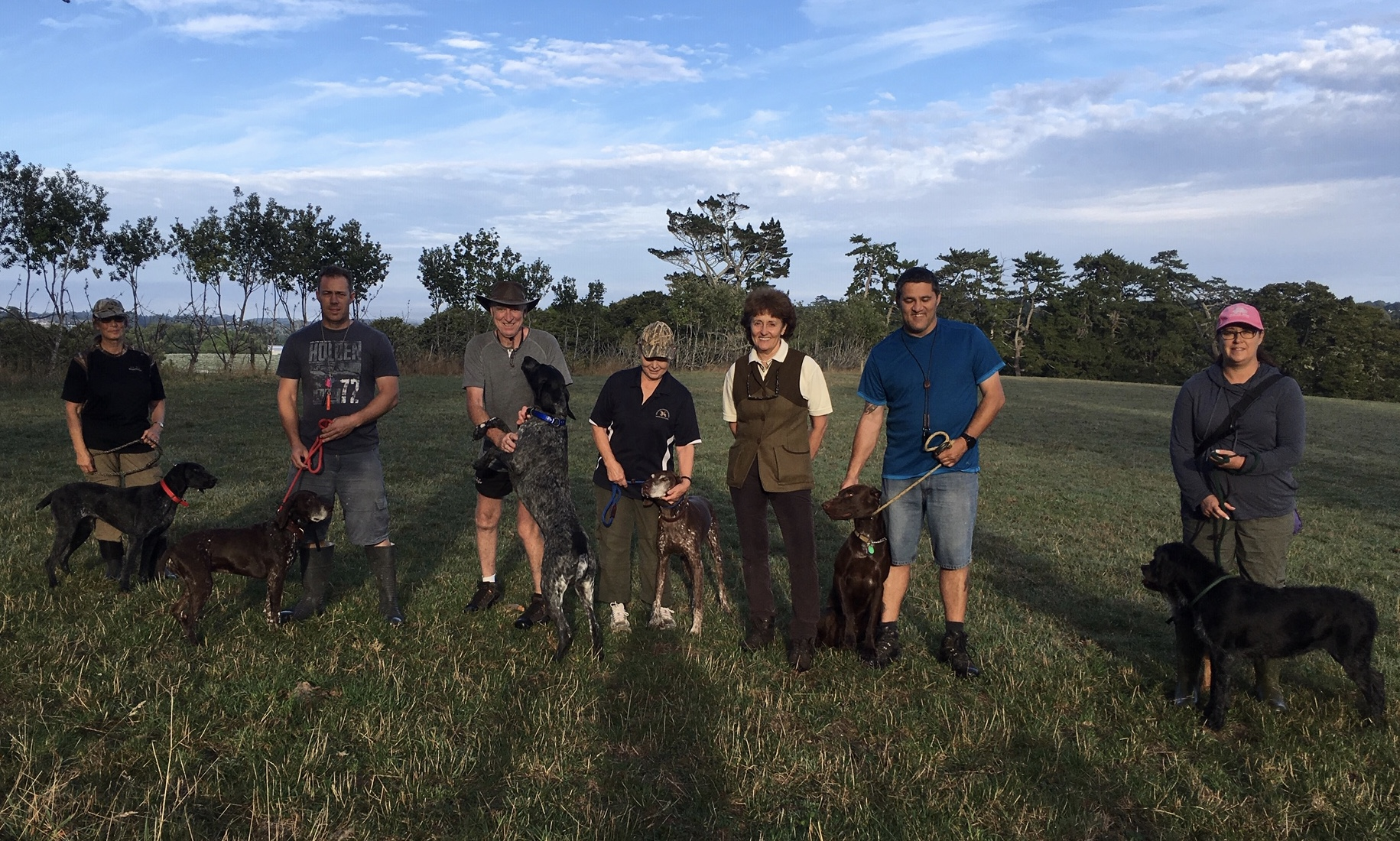 Auckland & Regions German Shorthaired Pointer Club