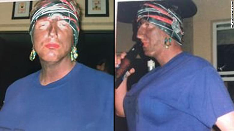 Florida Secretary of State resigns after reveal of blackface photos