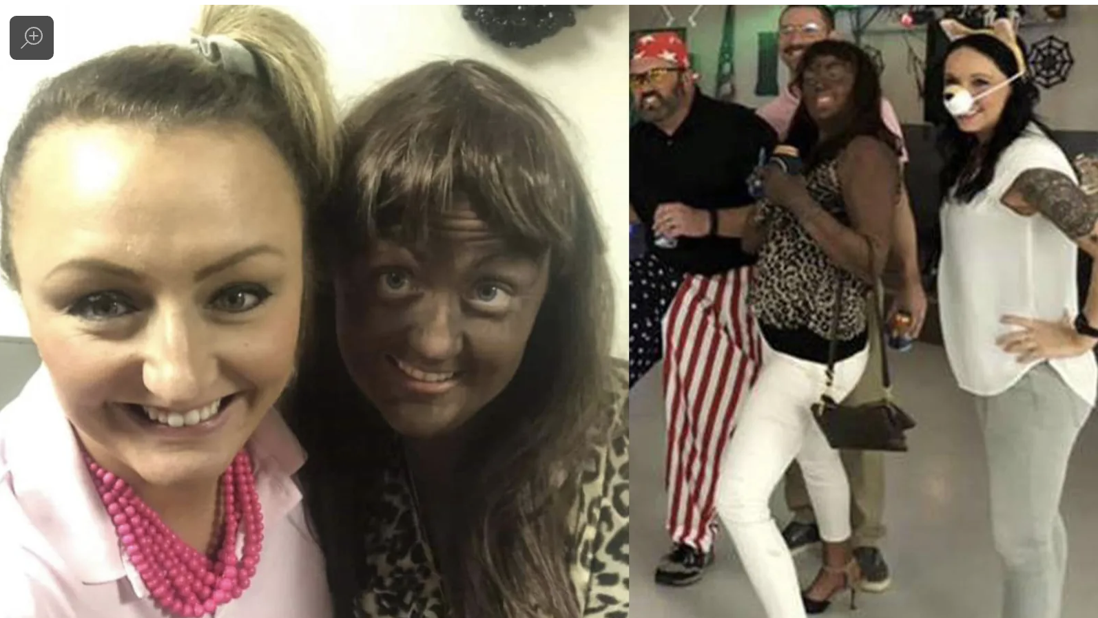 Iowa Teacher Under Investigation For Wearing Blackface to Halloween Party