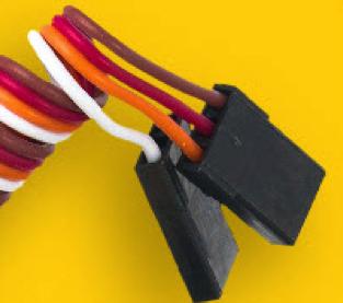 Phoenix RX+AUX wire