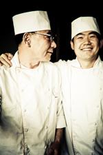 Master Chef Nishikawa Shinji & Chef Yong Kim