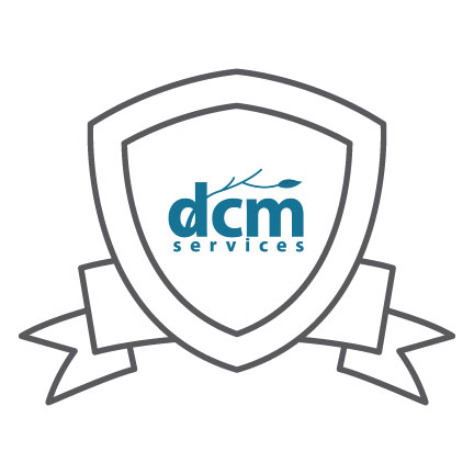 Awards icon representing DCMS' dedication to compliance and security.