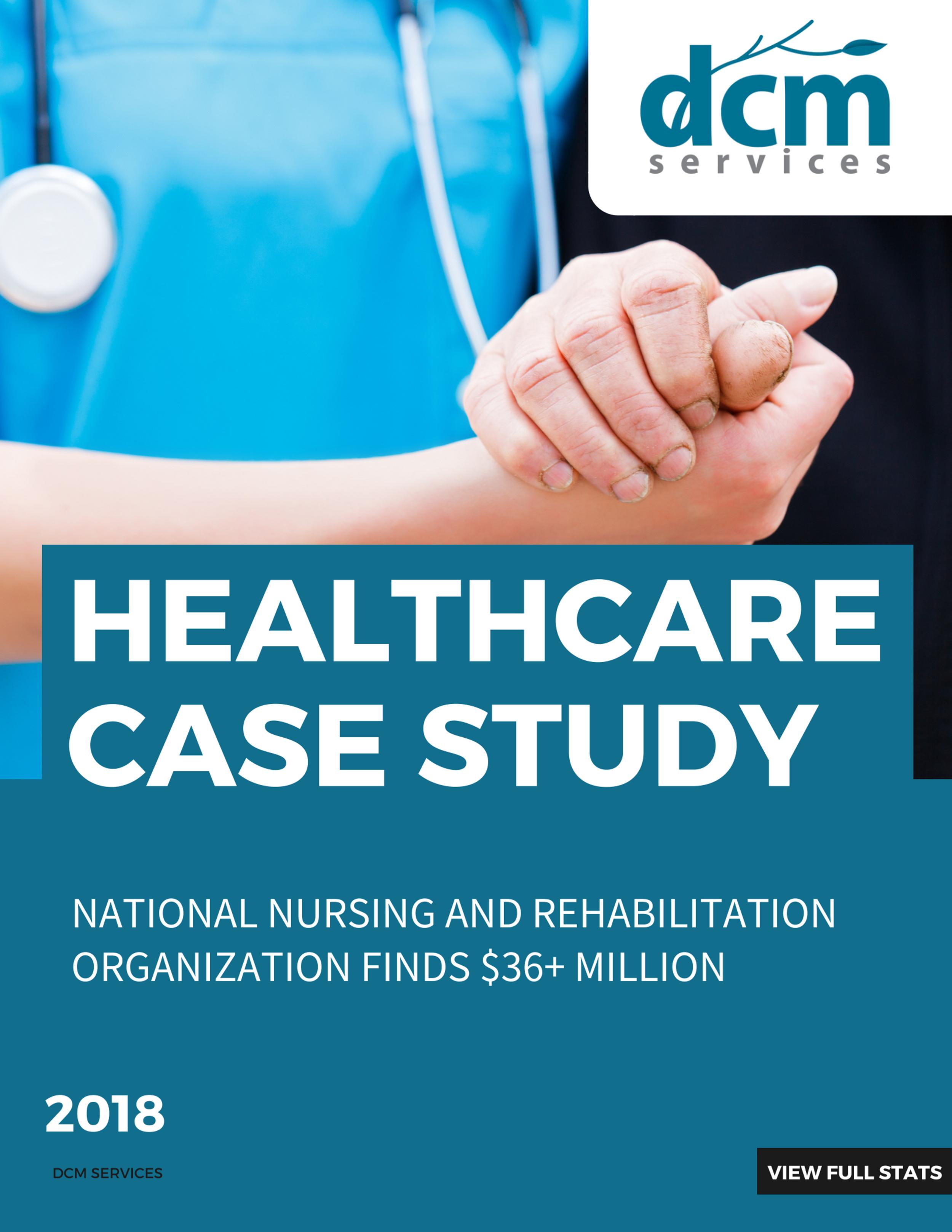 National nursing and rehabilitation organization finds $36+ million    Read more