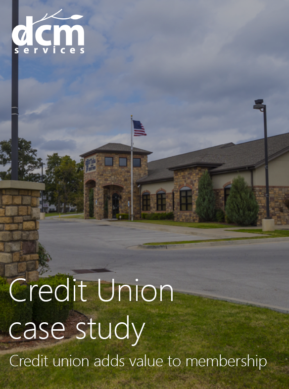 Credit Union case study   Credit union adds value to membership    Read more