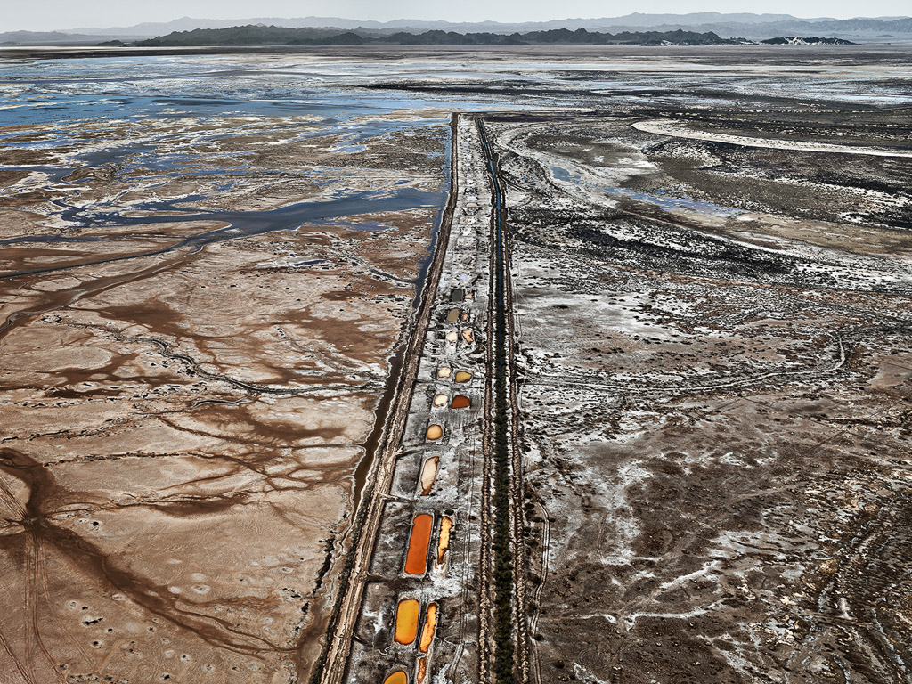 Colorado River Delta #9  Sonora, Mexico, 2012