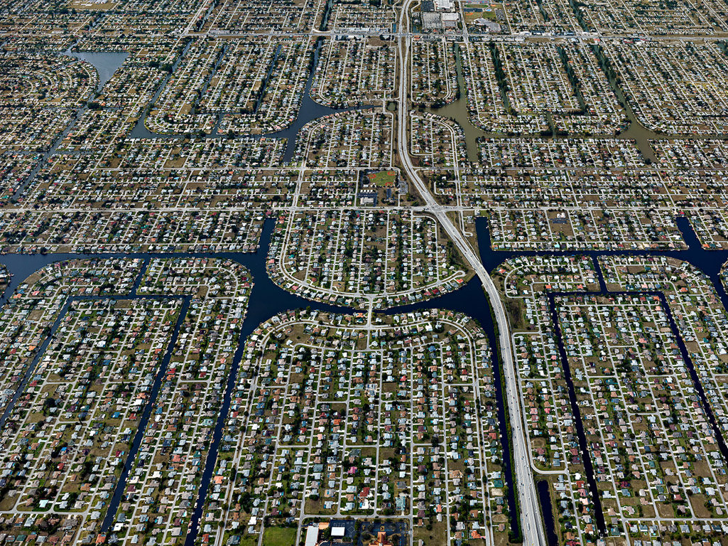 Cape Coral #1  Lee County, Florida, USA, 2012