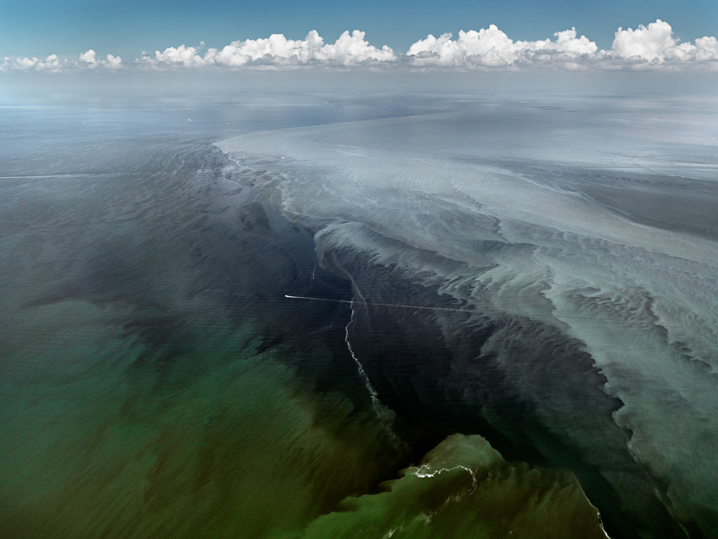 Oil Spill #13  Mississippi Delta, Gulf of Mexico, June 24, 2010