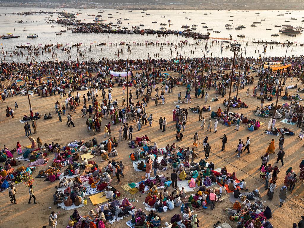 Kumbh Mela #3  Allahabad, India, 2013
