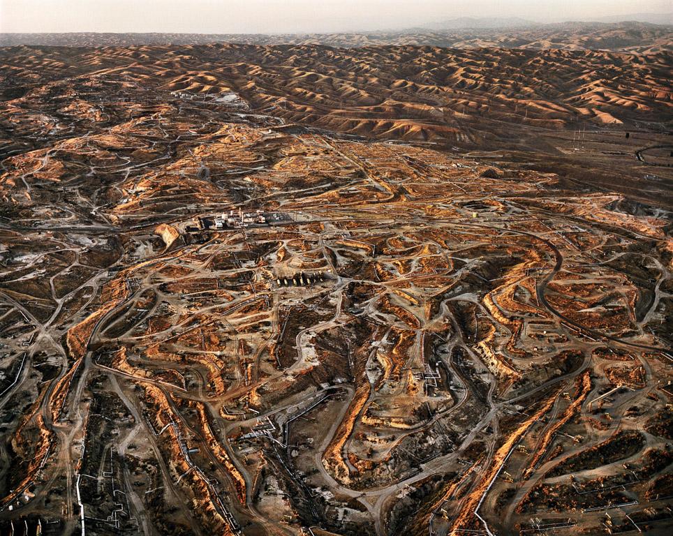 Oil Fields #27  Bakersfield, California, USA, 2004