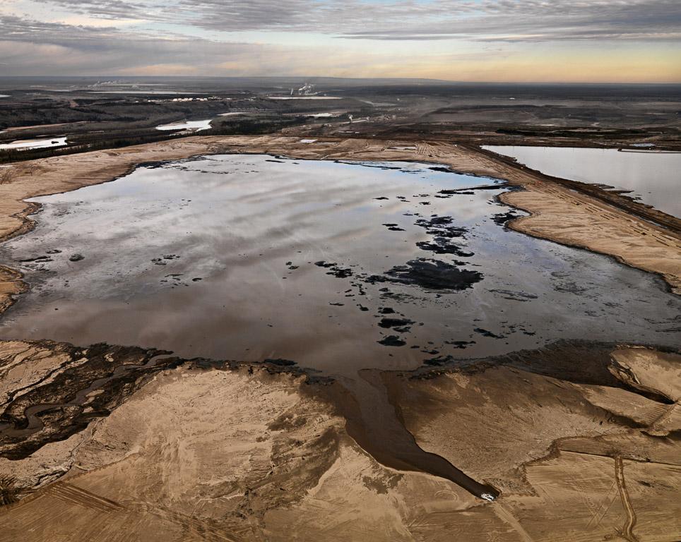 Alberta Oil Sands #2  Fort McMurray, Alberta, Canada, 2007