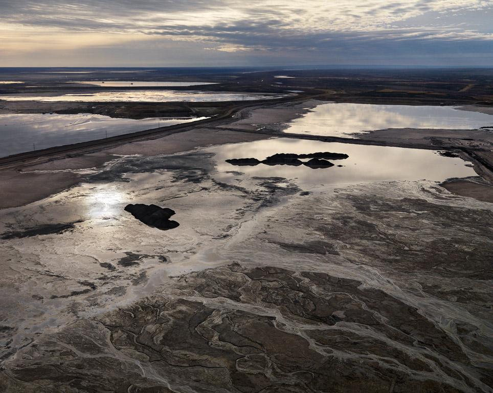 Alberta Oil Sands #10  Fort McMurray, Alberta, Canada, 2007