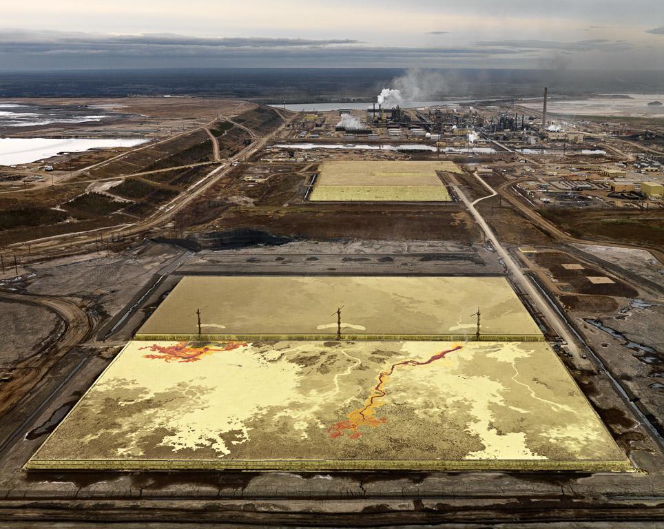 Alberta Oil Sands #6  Fort McMurray, Alberta, Canada, 2007