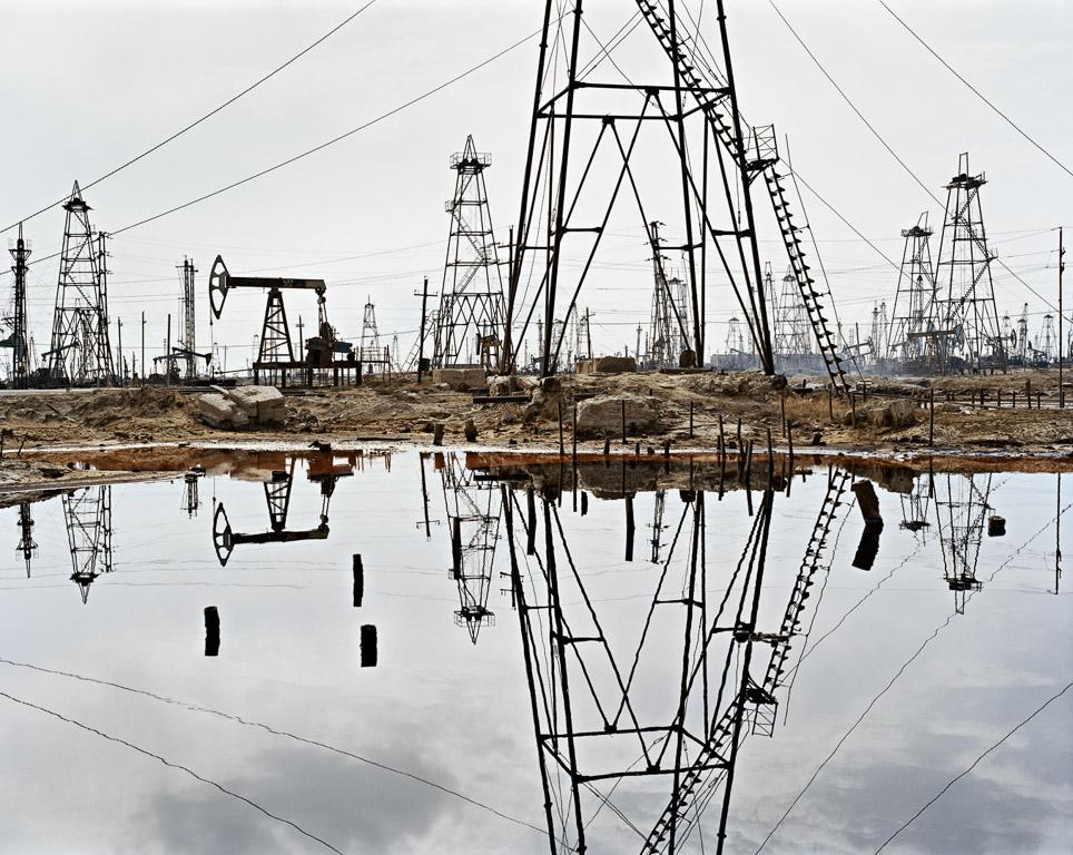 SOCAR Oil Fields #3  Baku, Azerbaijan, 2006