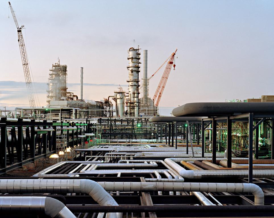 Oil Refineries #15  Saint John, New Brunswick, Canada, 1999