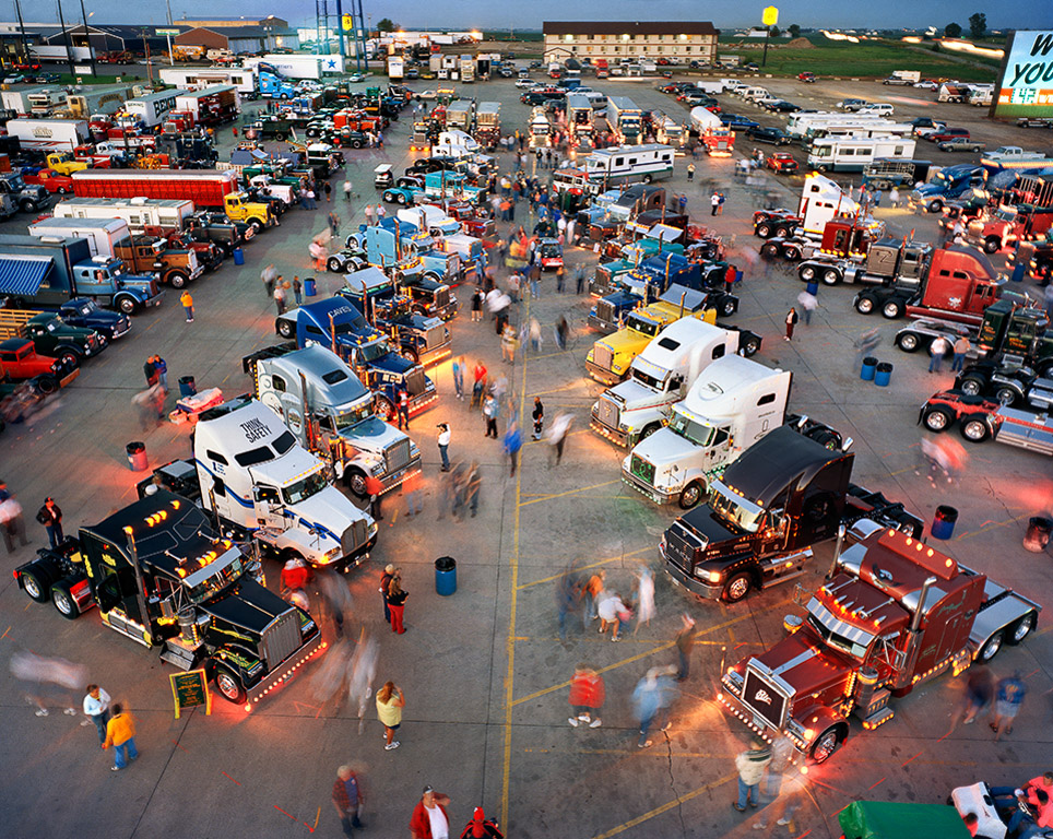 Trucker's Jamboree #1  Walcott, Iowa, USA, 2003