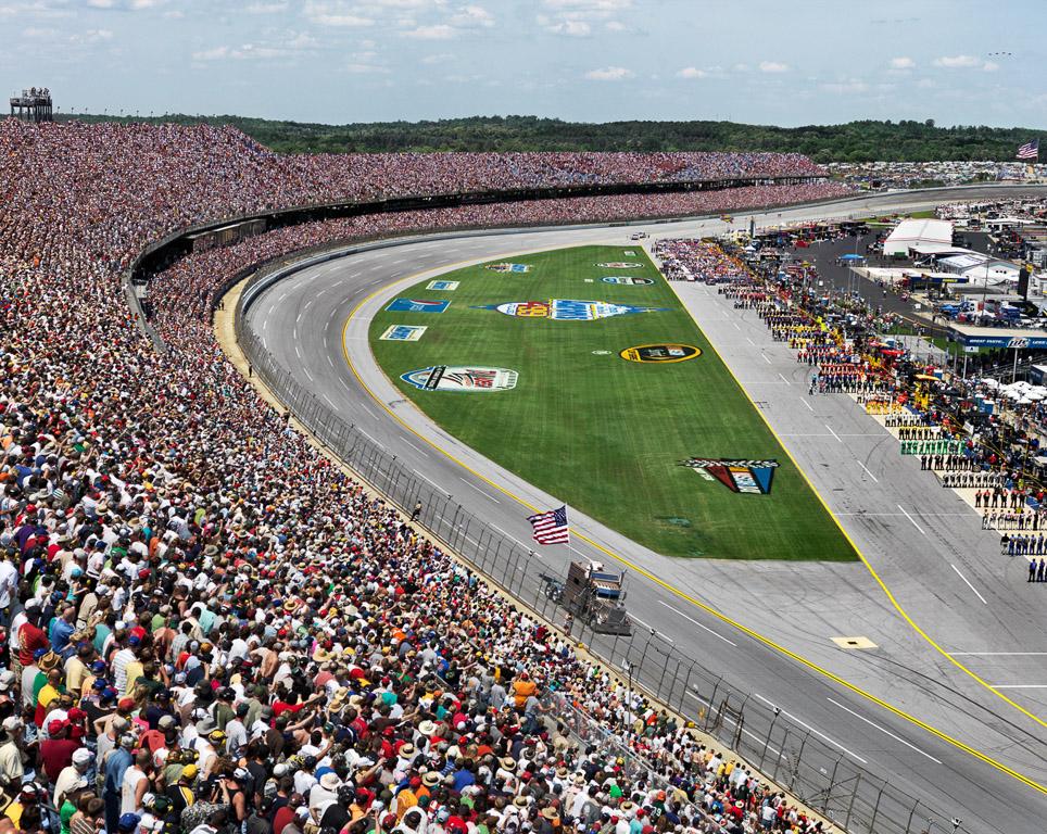 Talladega Speedway #1  Birmingham, Alabama, USA, 2009