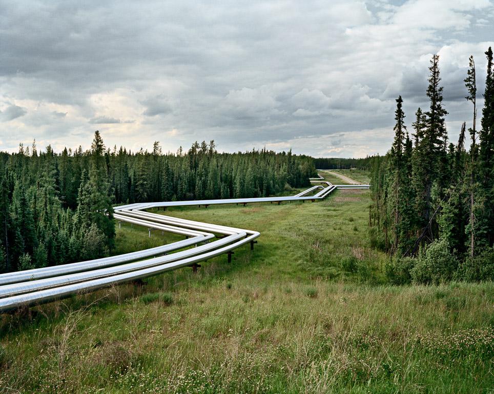 Oil Fields #22  Cold Lake Alberta, Canada, 2001