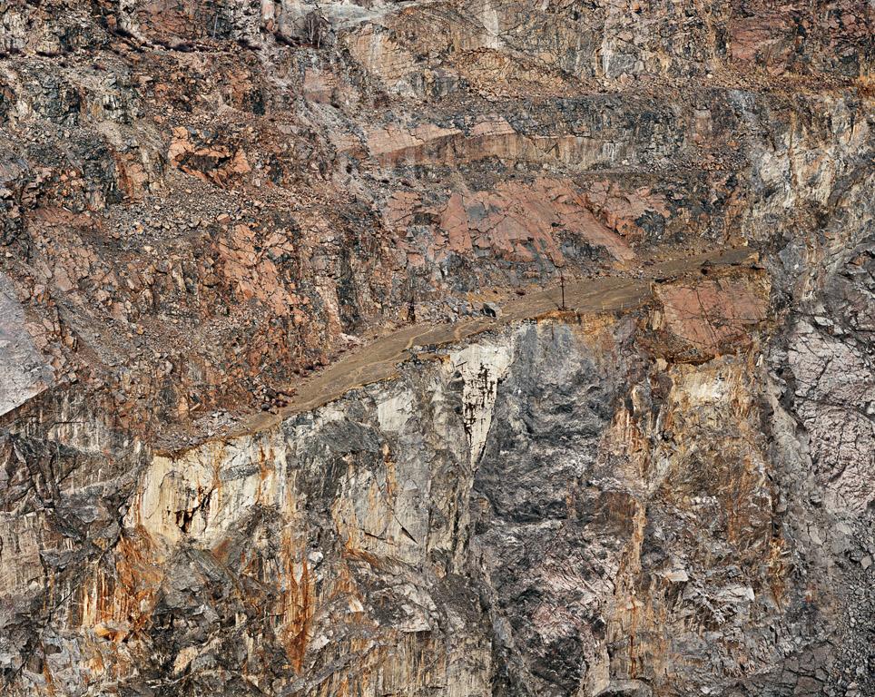 Mines #21  Inco - Frood Open Pit Mine, Sudbury, Ontario 1985