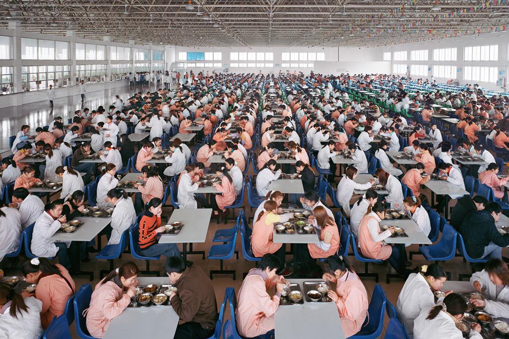 Manufacturing #11  Youngor Textiles, Ningbo, Zhejiang Province, China, 2005