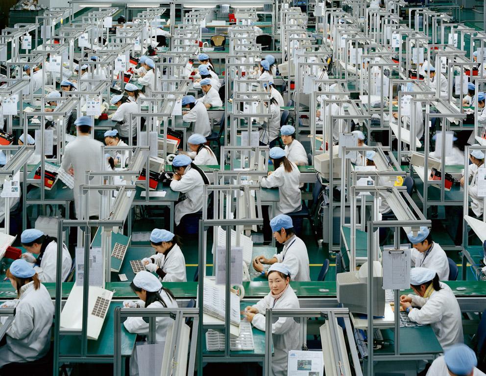 Manufacturing #14  Bird Mobile, Ningbo, Zhejiang Province, China, 2005