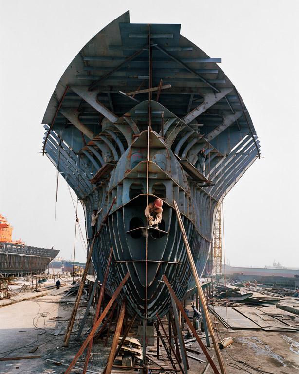 Shipyard #12  Qili Port, Zhejiang Province, China, 2005