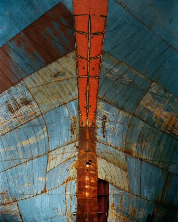 Shipyard #15  Qili Port, Zhejiang Province, China, 2005
