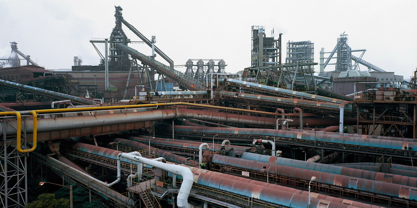 Bao Steel #4  Shanghai, China, 2005
