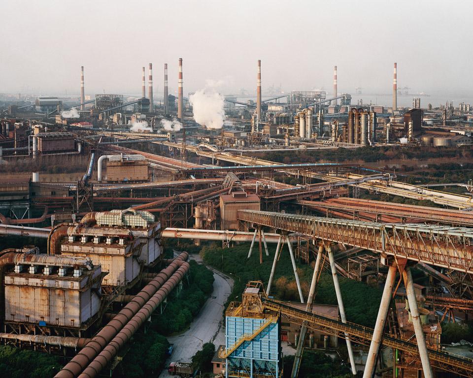 Bao Steel #2  Shanghai, China, 2005
