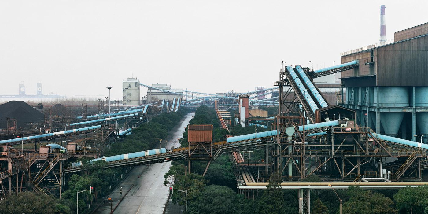 Bao Steel #5  Shanghai, China, 2005