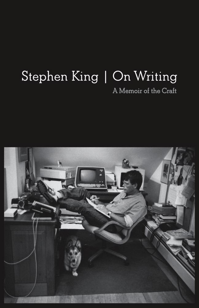 Whether you're a plotter or a pantser, Stephen King's memoir and writing advice is straightforward and is the kick in the pants you need to elevate your writing game.