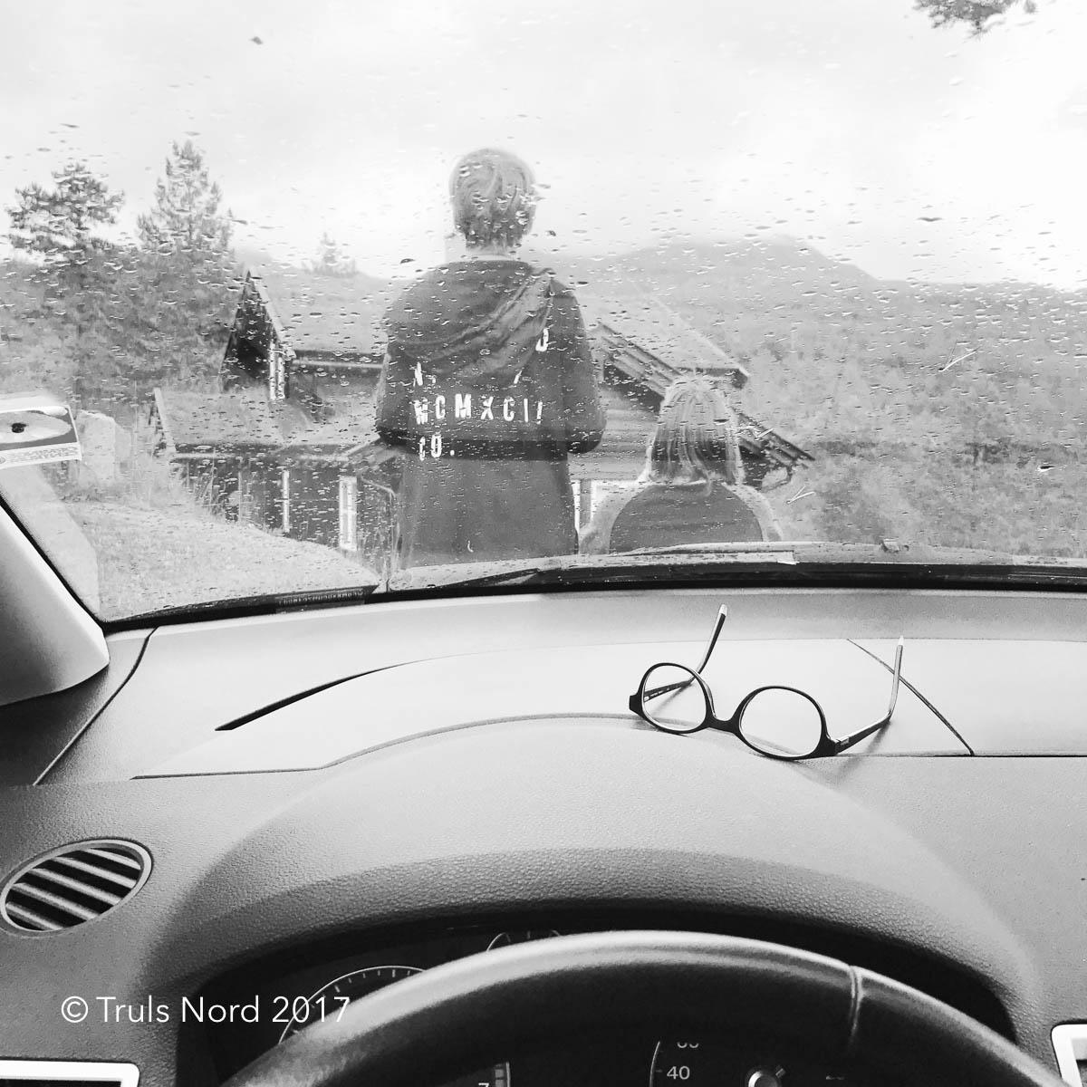 31/7 - Bil genom moln tvärsöver ett landRunt varje kröken vy svår att greppaom jag inte slutartänkaBara se ochden ärDäri var vii dag