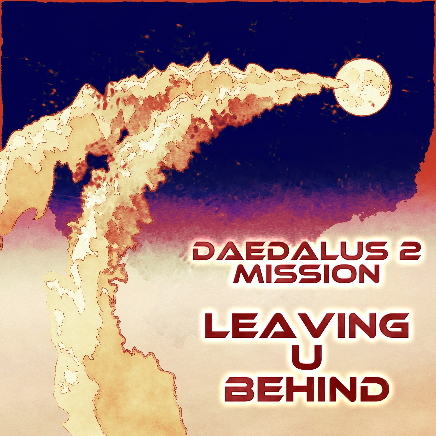 Leaving U Behind Album Art Redder.jpg