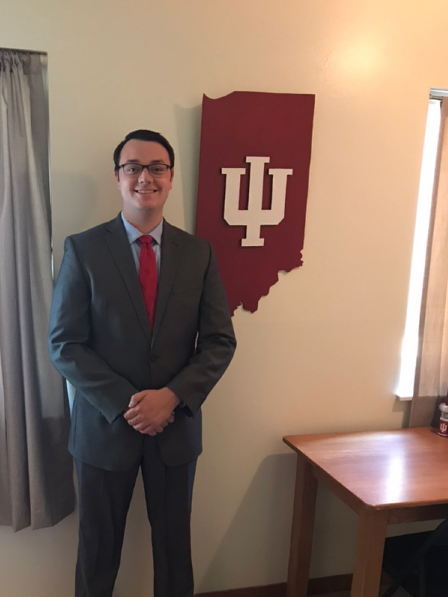 Daniel Schumick - 1L at Indiana University's Maurer School of LawIndiana University Mock Trial Alumnus