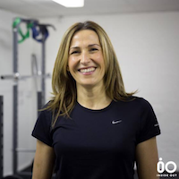 ADELE CROTHALL - COACH DIRECTOR OF INSIDE OUT FITNESS & NUTRITION