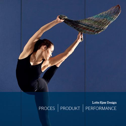 Lotte KjærProces, Produkt, Performance - PRIS: 200 DKK + FORSENDELSE