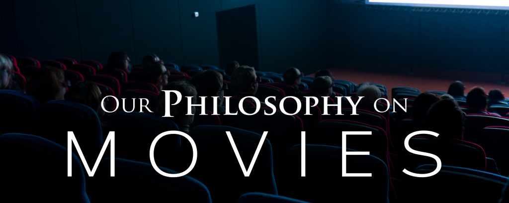 Silver Screen as Philosophic Mirror - April 2004