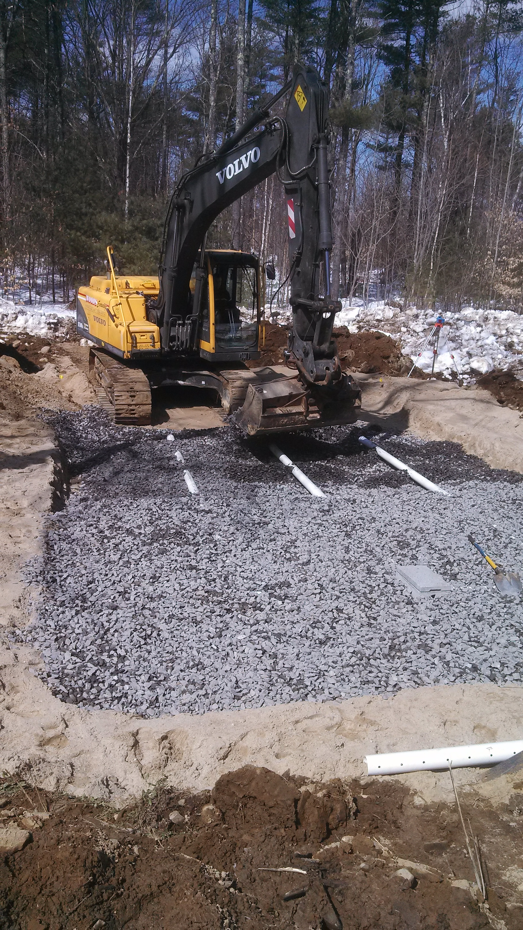 Residential Septic System Installation