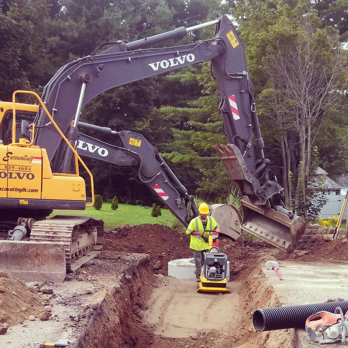 Belleview Ave. Storm Drain Upgrades - Lewiston, Me.