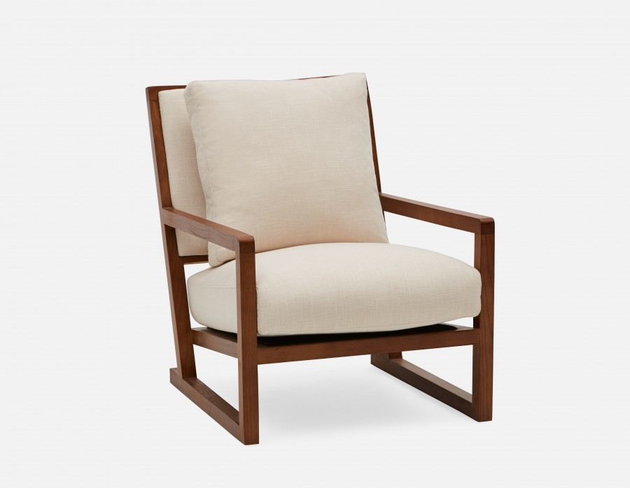 current must have. - WHAT: ash wood armchairWHERE: STRUCTUBE