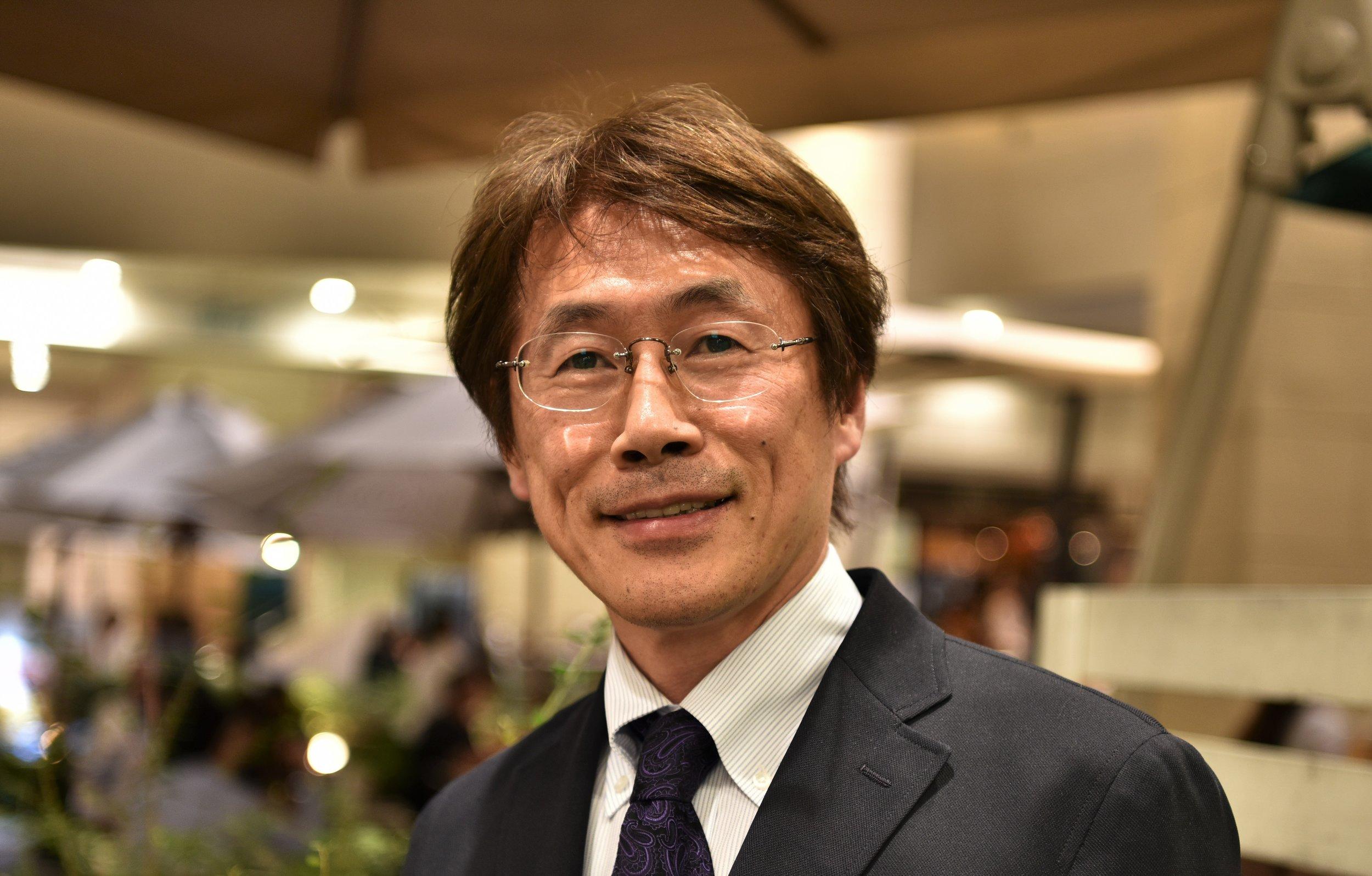 Dr. Yasushi Okazaki