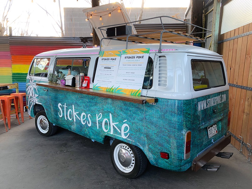 '78 Volkswagen Mobile Fish Bus - For questions & ordering please fill out form below or call 720-401-5819