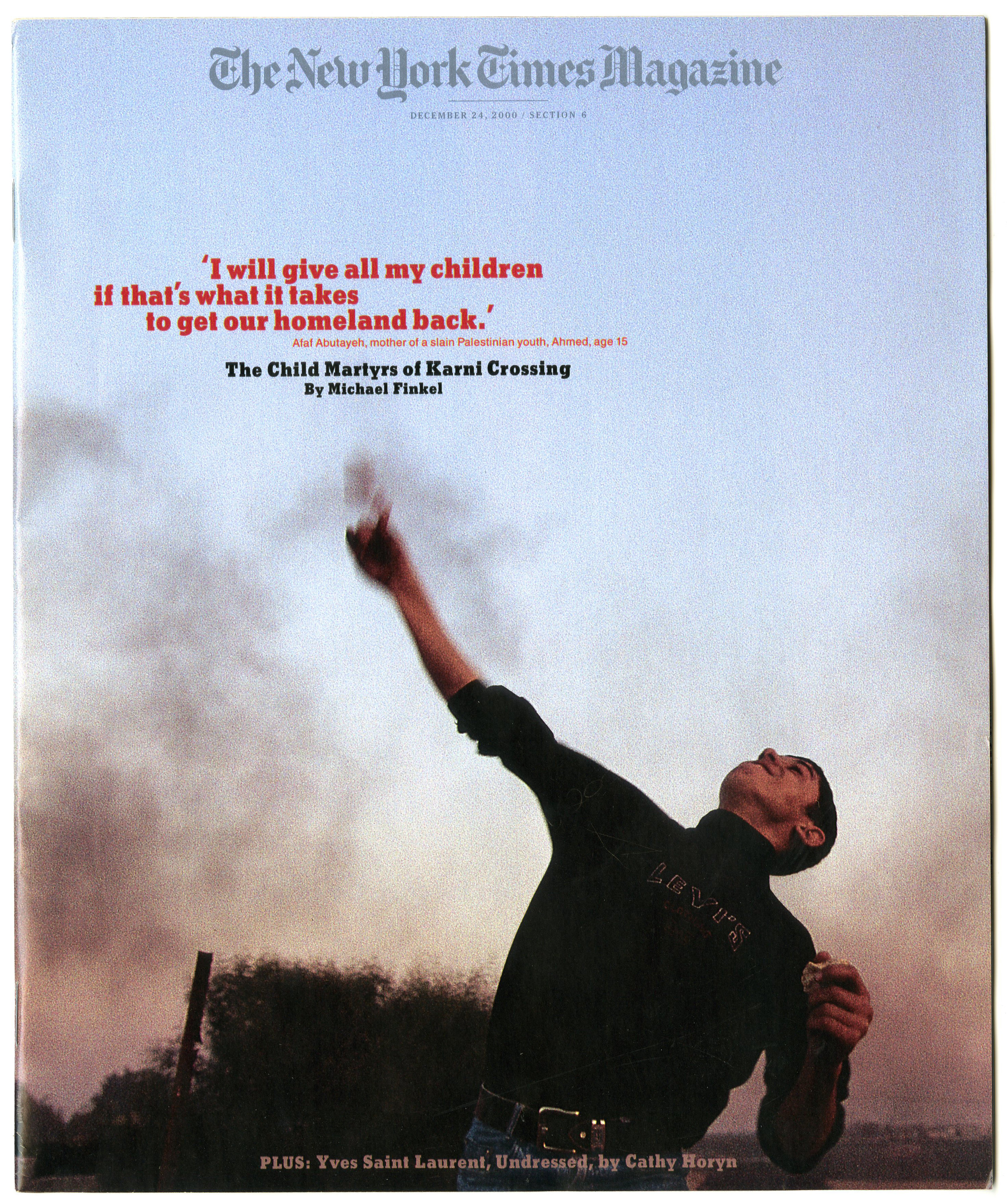 COVER.12.24.00.Gaza StoneThrowers-COver.jpg