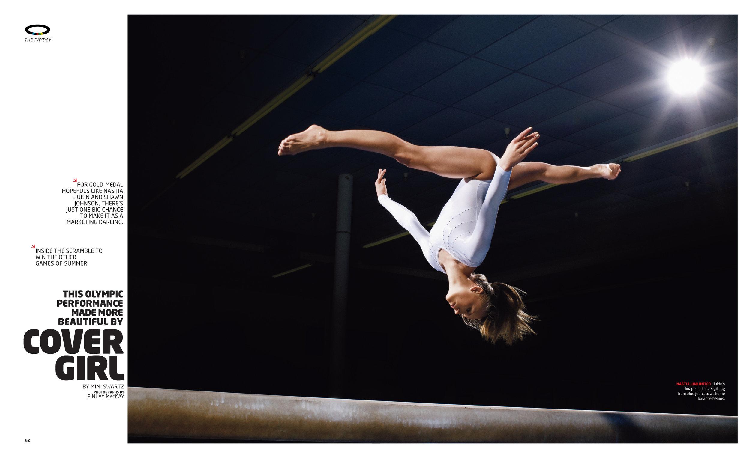 08.03.2008.Olympics.Liukin 1st Spread.jpg