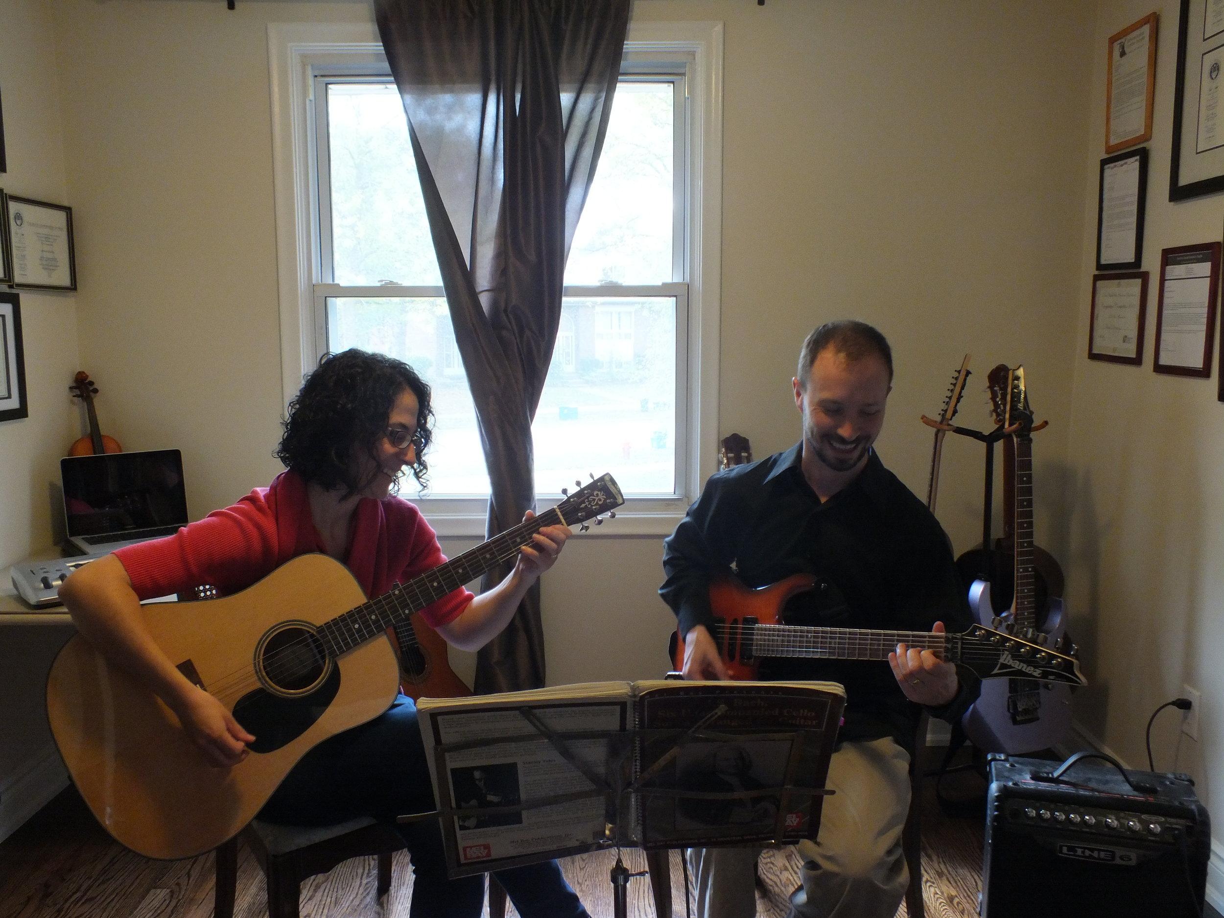 THE RANDUTH MUSIC STUDIO -