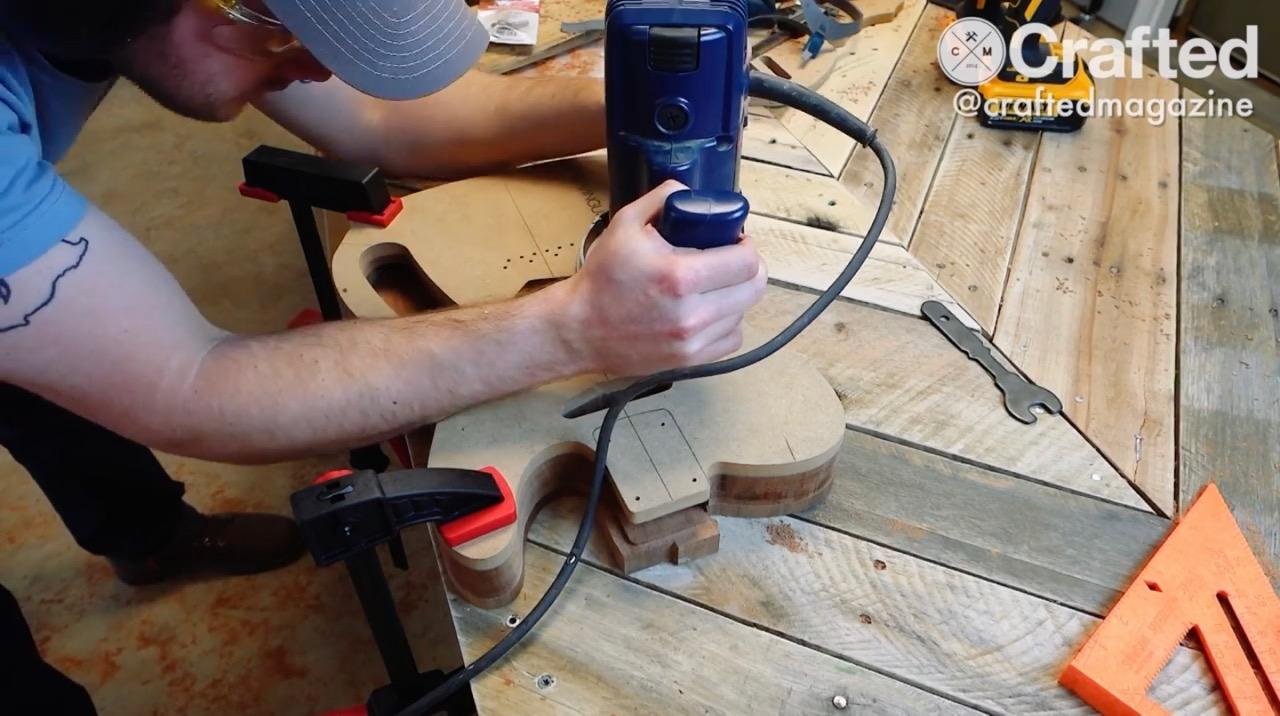 DIY Guitar (Telecaster) Build Series, Part 3  - 5 of 6