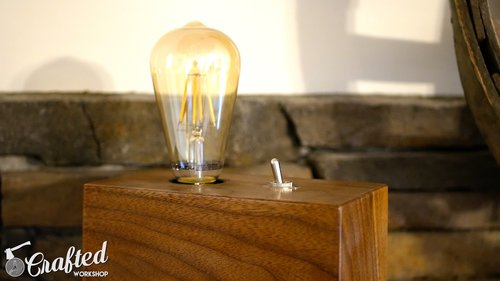 How To Build A Diy Edison Bulb Lamp
