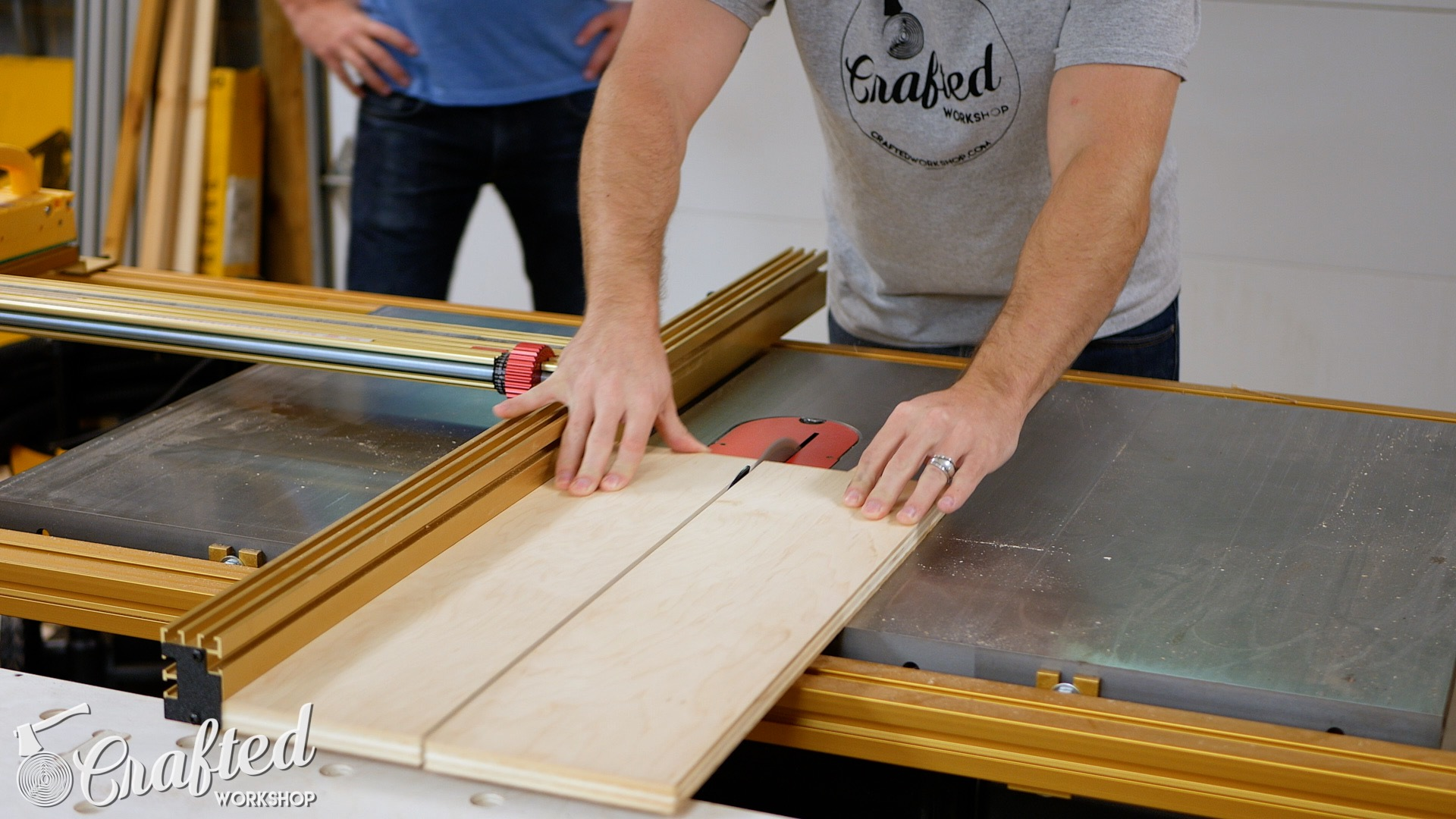 Wood Snare Drum cajon diy sawstop table saw incra ts ls