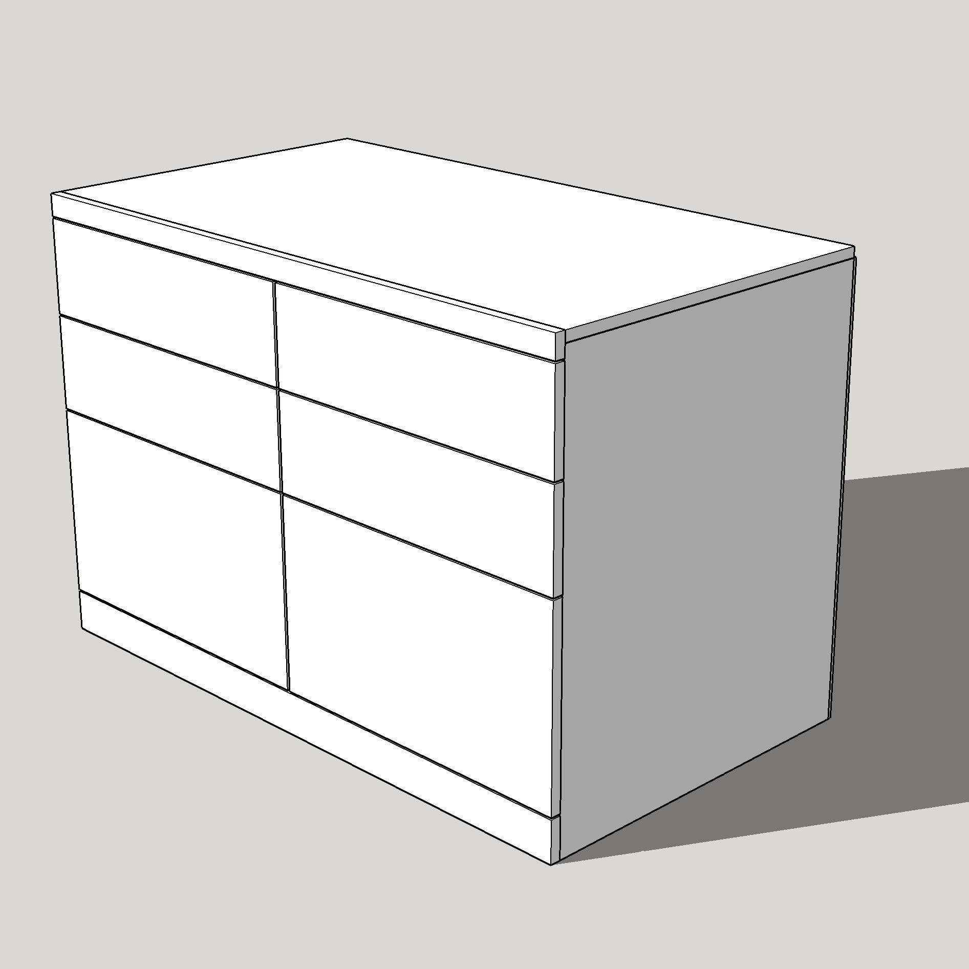 DIY CNC Table Tool Storage Cabinet plans