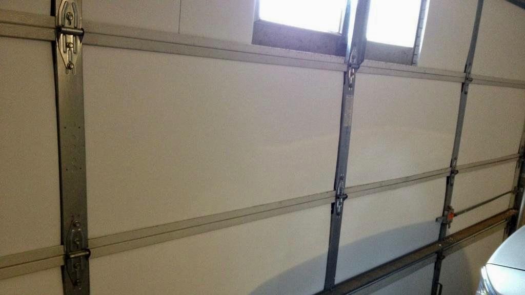 Shop Heating garage door insulation