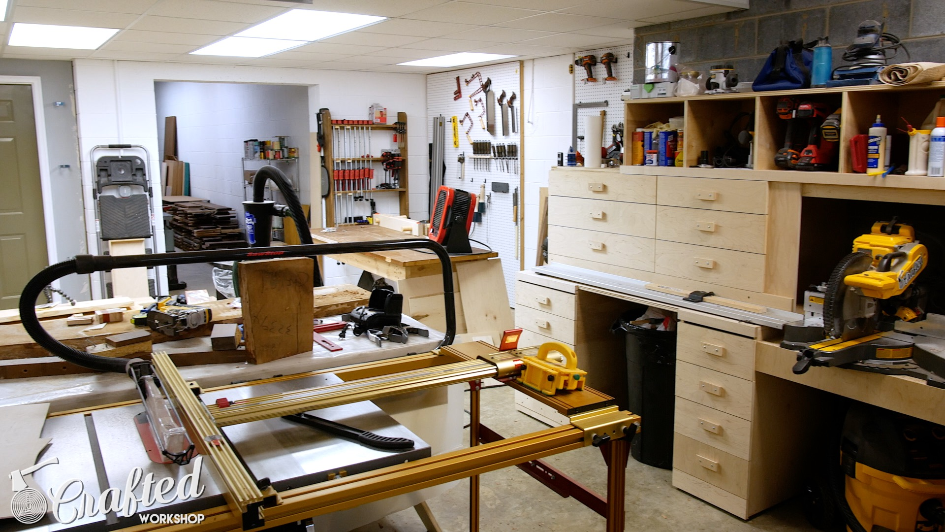 Winterizing Workshop my shop